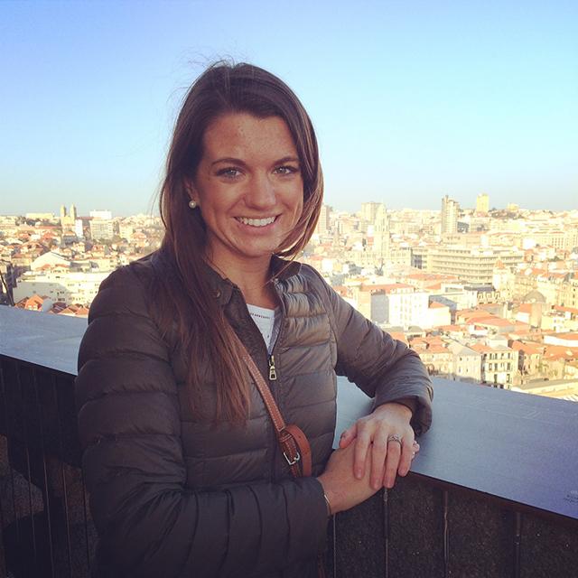 Rebecca in Portugal
