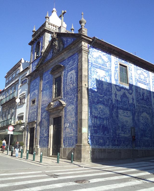 Azulejo tiles Portugal