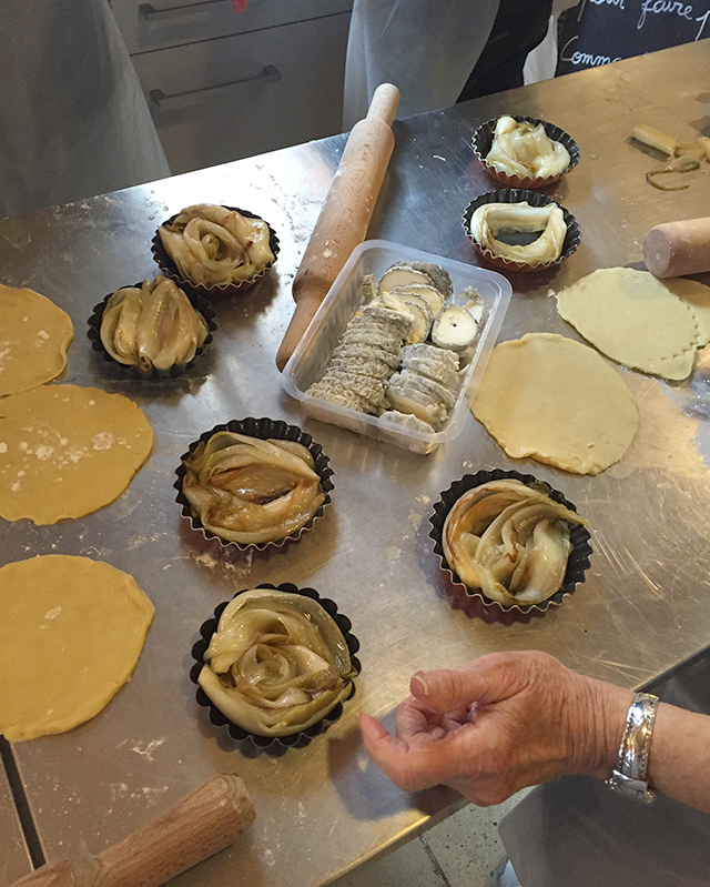 Cooking class in Tours, France