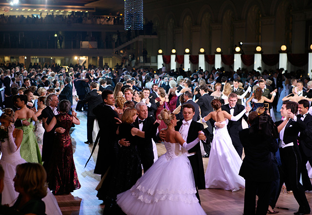 Vienna ball season