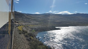 Traveling on the Rocky Mountaineer