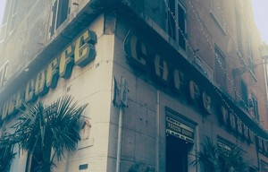 Tazza de Oro coffee in Rome, Italy