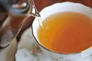 Steps to making the perfect cup or pot of tea