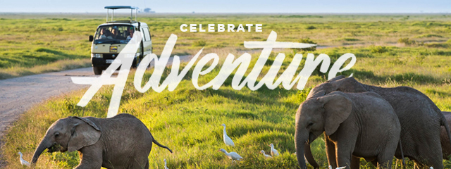 Celebrate Adventure