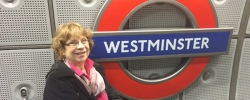 Follow Janet: Exploring London on Day 2