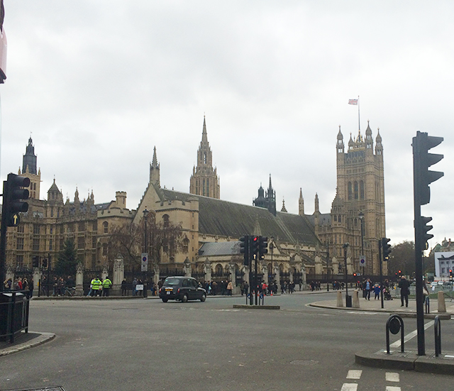 House of Parliament in London, England