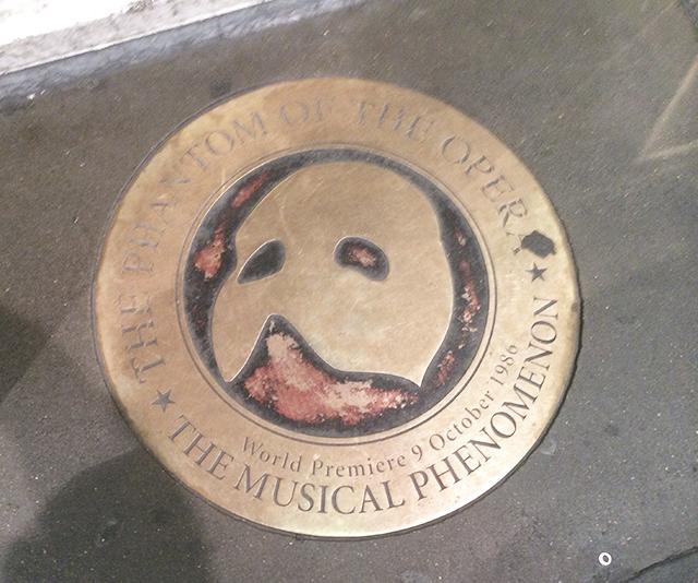 Phantom of the Opera in London, England