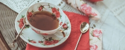 A history of tea in the British Isles