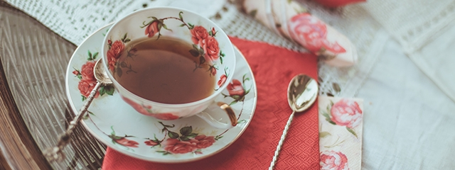 A history of British tea in London, England