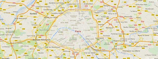 Using Google Maps offline