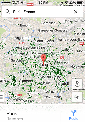 How to: Save travel maps on your phone | EF Go Ahead Tours travel blog