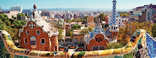 Paris & Barcelona