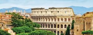 Rome, Paris & London