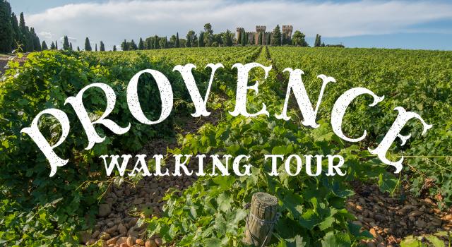 Provence Walking Tour