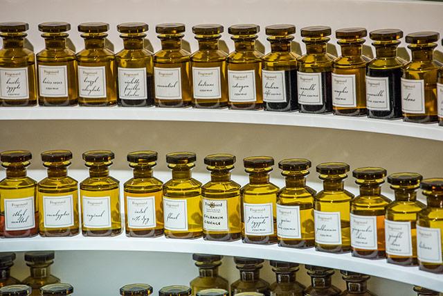 Fragonard Perfume Factory in Grasse, France