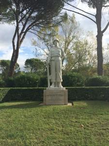 Florence American World War II memorial