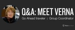 Q&A: Meet Verna