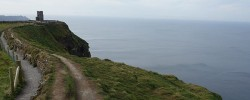 Follow Courtney on tour: Days 10 & 11 — The Cliffs of Moher & Departure