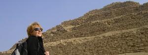 Verna in Egypt