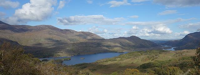 Ladies View, Killarney, Ireland