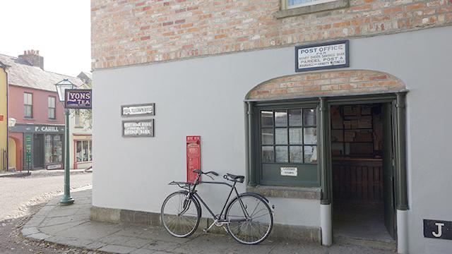Post office in Ireland