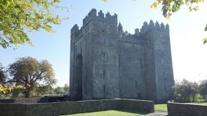 Bunratty Castle in County Clare, Ireland
