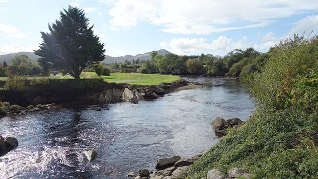 Sneem, Ring of Kerry, Ireland
