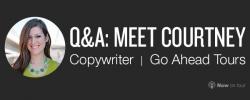 Q&A: Meet Courtney
