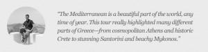 Jimmy on the Greek Isles
