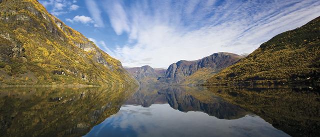 Norway's fjord region