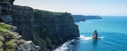 Exploring the Emerald Isle on tour