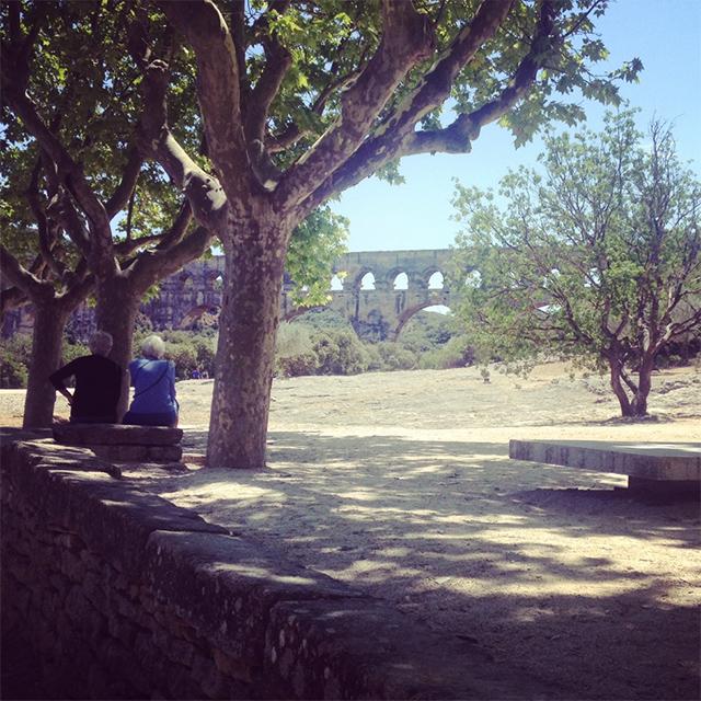 Pont du Gard, Spain