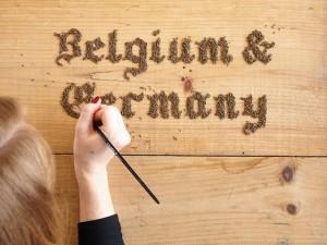 belgium and germany food photo shoot