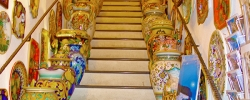Souvenir shopping tips: Buying ceramics on the Amalfi Coast