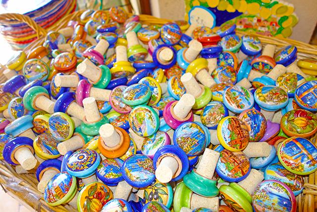 Amalfi coast souvenirs