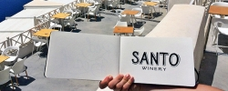 Follow Jessie & Jenna on Tour: Day 8 – Santo Winery & cruise