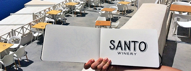 Santo Wine Tasting feature