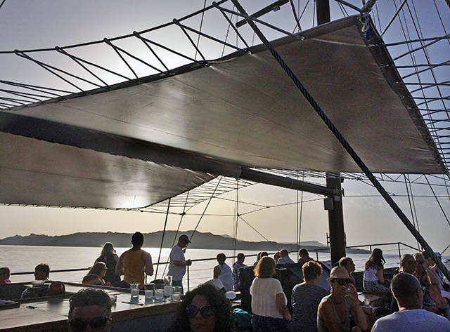 Ef Go Ahead Tours Travel Blog: Santo Winery & Sunset Cruise
