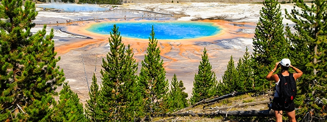 Yellowstone National Park - Feature