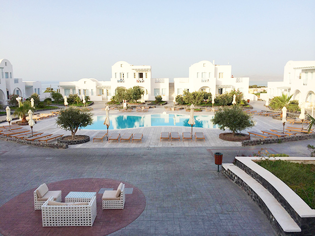 Santorini, Greece hotel