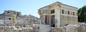 Knossos Ruins