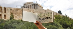 Follow Jessie & Jenna on Tour: Day 3 – The Acropolis & Cape Sounion
