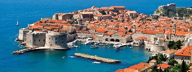 Croatia, Mediterranean Cruise