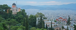 Follow Jessie & Jenna on Tour: Day 2 – Arrival in Athens