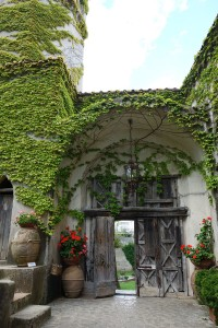 Villa Cimbrone in Ravello, Italy