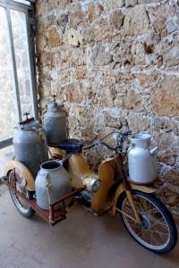 vintage farm equipment italy