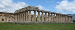 Follow Katie on Tour: Day 7 – Paestum ruins and mozzarella farm visit