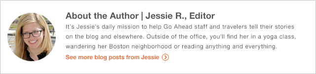 Jessie author bio