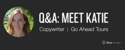 Q&A: Meet Katie