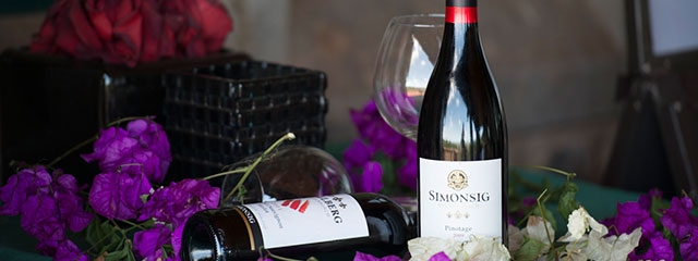 South Africa is known for their Pinotage wine, made from the indigenous Pinotage grape.